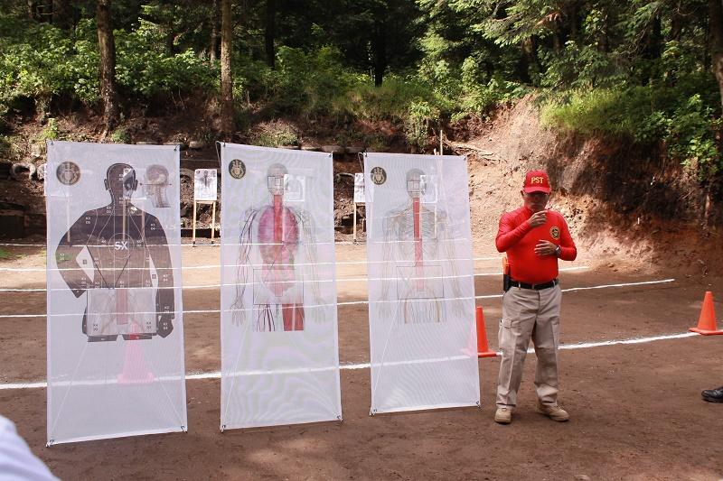 Seguridad y Protección Personal CURSO DE TIRO DEFENSIVO PRIMER NIVEL