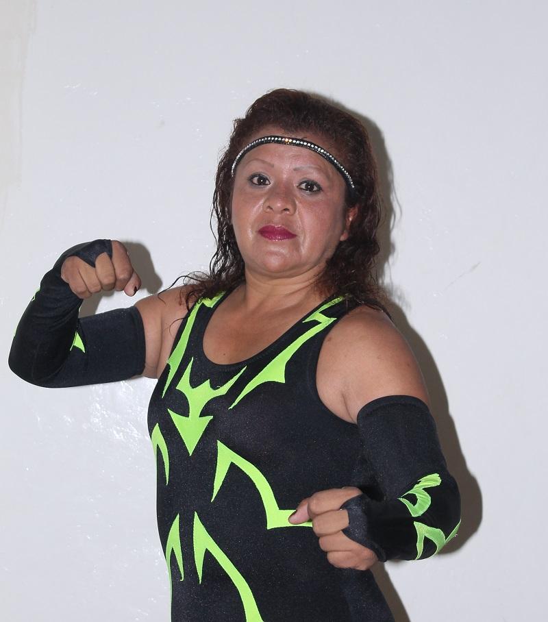 """Entrevista a la luchadora  """"Nora Roldan"""": sacrificio y dedicación por alcanzar un sueño"""