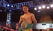 Jair Denilson Valtierra se proclamó campeón Latino Plata