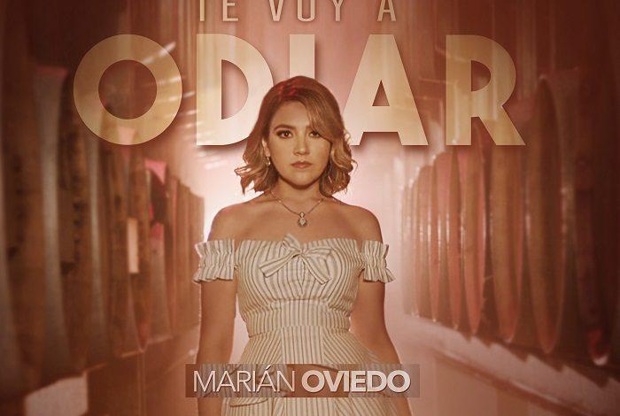 """MARIÁN OVIEDO PRESENTA SU NUEVO SENCILLO CON MARIACHI, """"TE VOY A ODIAR"""""""