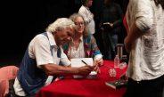 El hipnótico teatro de Eugenio Barba cautivó a decenas de espectadores en el Centro Cultural Helénico