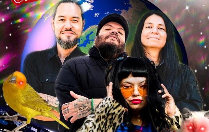 """AMANDITITITA presenta """"Cumbiar al mundo"""" rodeada de grandes colaboradores"""