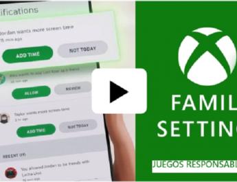 XBOX WIRE: La aplicación de Configuración familiar