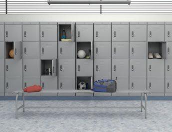 Lockers: proyecto de almacenamiento necesario en áreas de trabajo