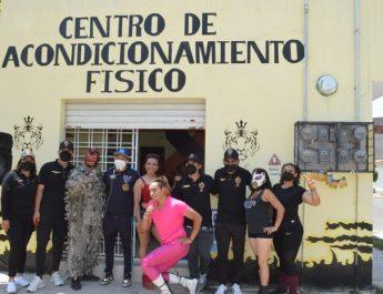Emotiva inauguración del Centro de Activación Física y Deportes J.E. Fitness
