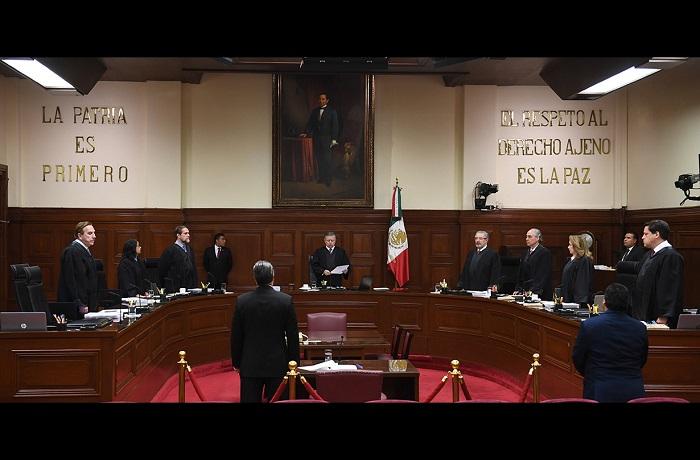 Intercambia experiencias Corte con organismos internacionales de DH